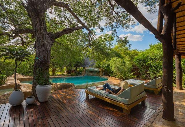 Chapungu Luxury Tented Camp