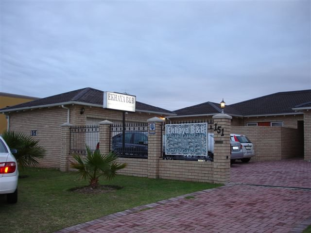 Ekhaya bed and breakfast