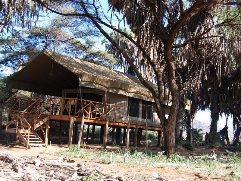 Elephant Bedroom Camp In Samburu
