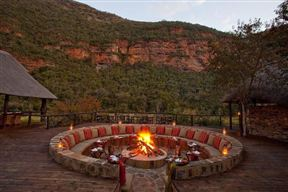 Duma Manzi Eco Lodge and Spa