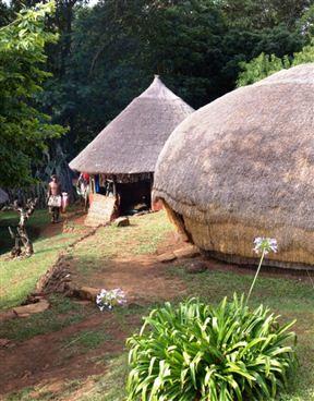 Ecabazini  Zulu Homestead