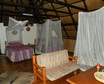 Accommodation interior