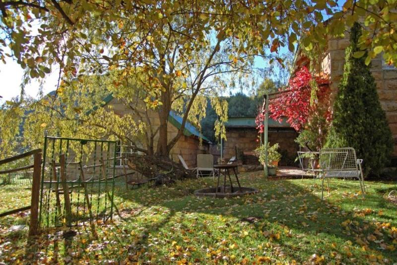 Schaapplaats Farm Cottages
