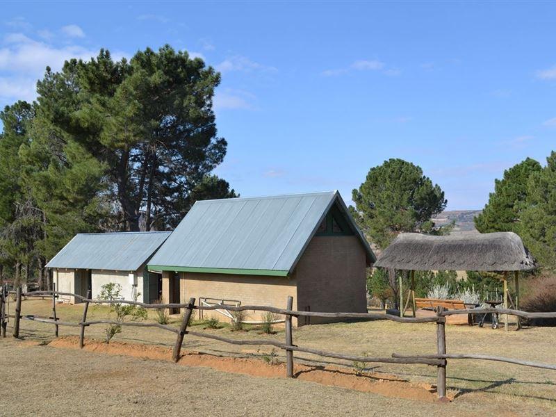 Shumba Valley Guest Farm