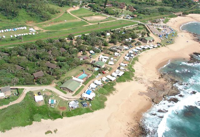 Greater Scottburgh Region Camping and Caravanning
