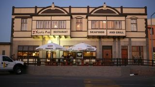Restaurants in Namibia