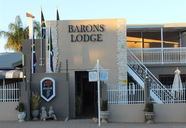 Barons Galley and Lodge