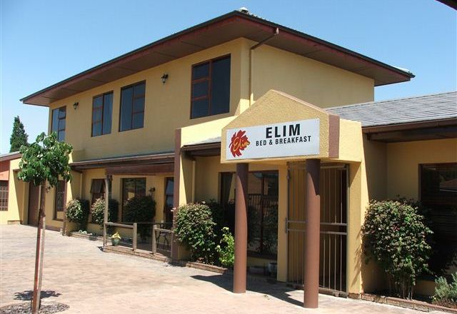 Elim Bed and Breakfast