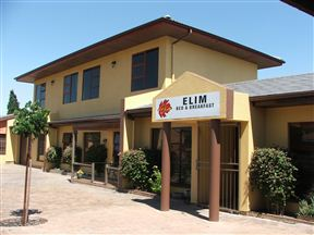 Elim Bed and Breakfast - SPID:905463