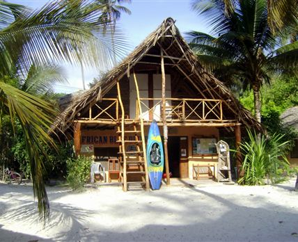 Beach Hotel Evergreen Bungalows