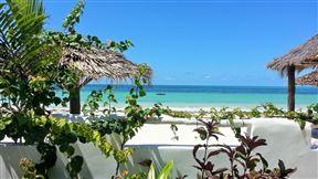 Water's Edge Villa - Zanzibar