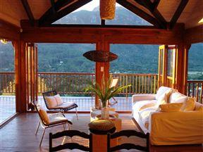 Blackwood Log Cabin Photo
