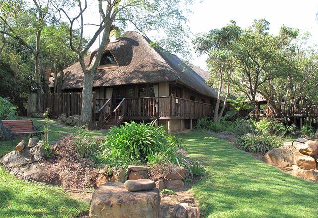 Caracal Lodge