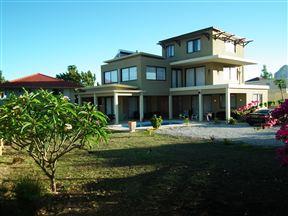 Luxury Villa Tamarin