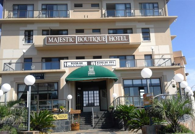 Majestic Boutique Hotel