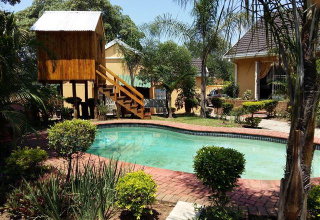 Ekhaya Nelspruit Guest House