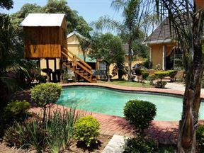 Ekhaya Nelspruit Guest House - SPID:963744