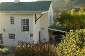 Bokkemanskloof House - SPID:980695