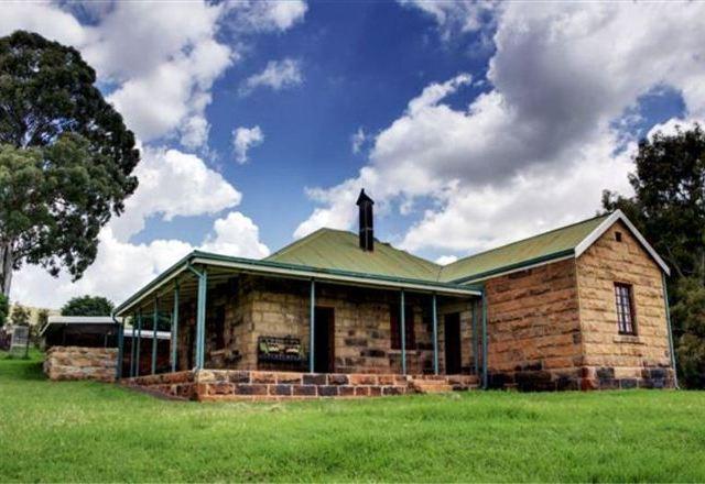 Boshoek Bass Cottage