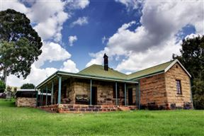 Boshoek Bass Cottage Photo
