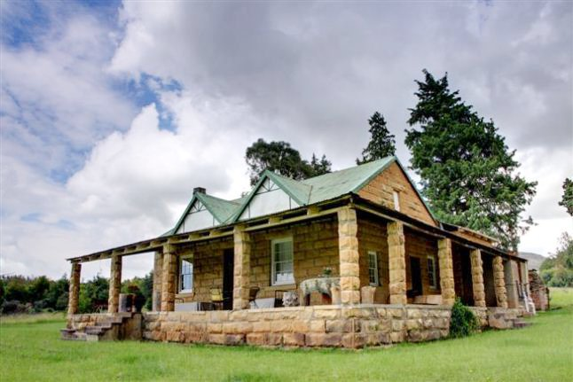 Nilspoort Farm House Fouriesburg Your Cape Town South