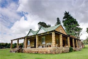 Nilspoort Farm House Photo